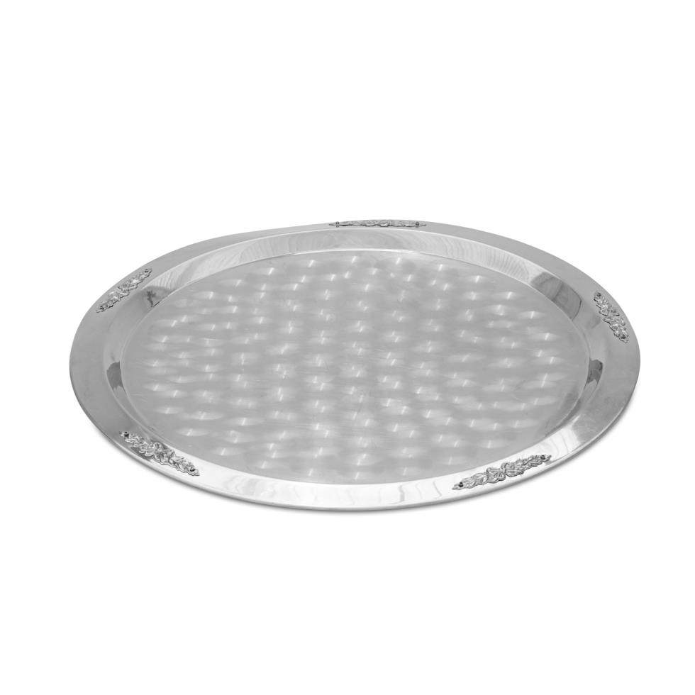 25-round-stainless-tray