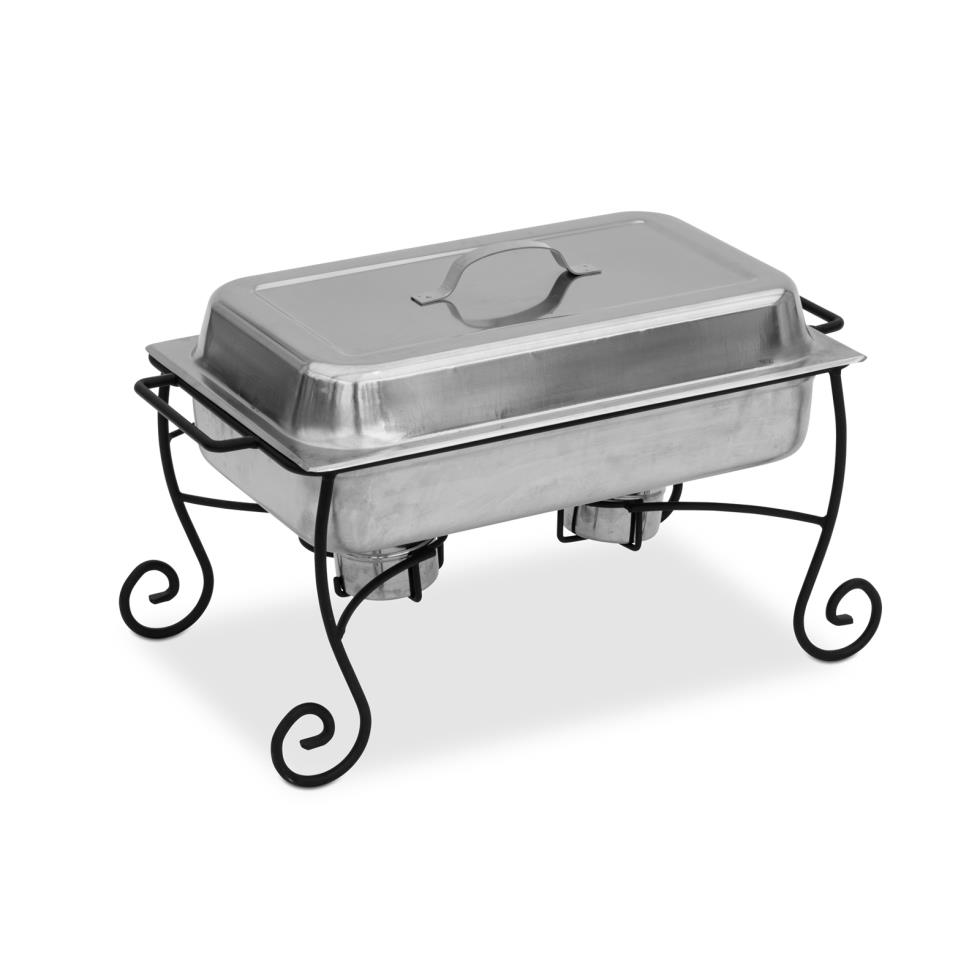 8-qt-chafer-with-black-iron-stand-with-insert-fuel