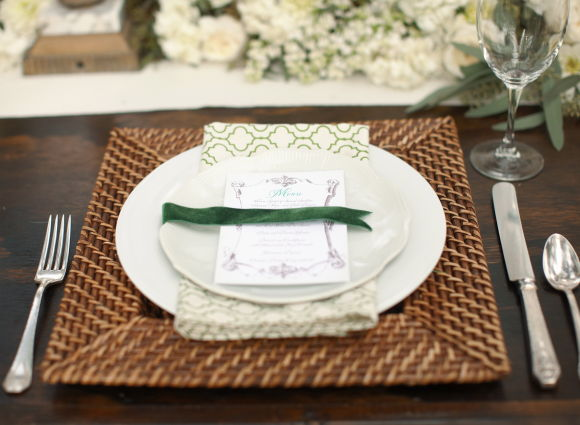 Baker Party Rentals 14quot Bamboo Square Charger Plate Rentals & Bamboo Charger Plates - Castrophotos