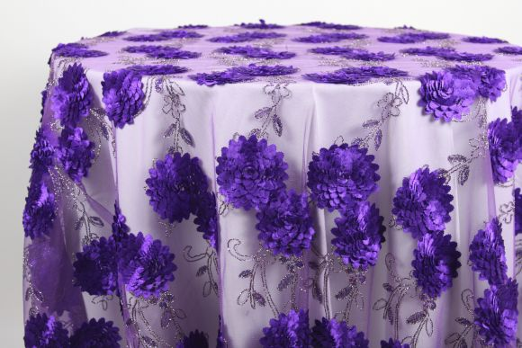 purple-rose-organza