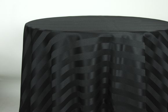 black-satin-stripe