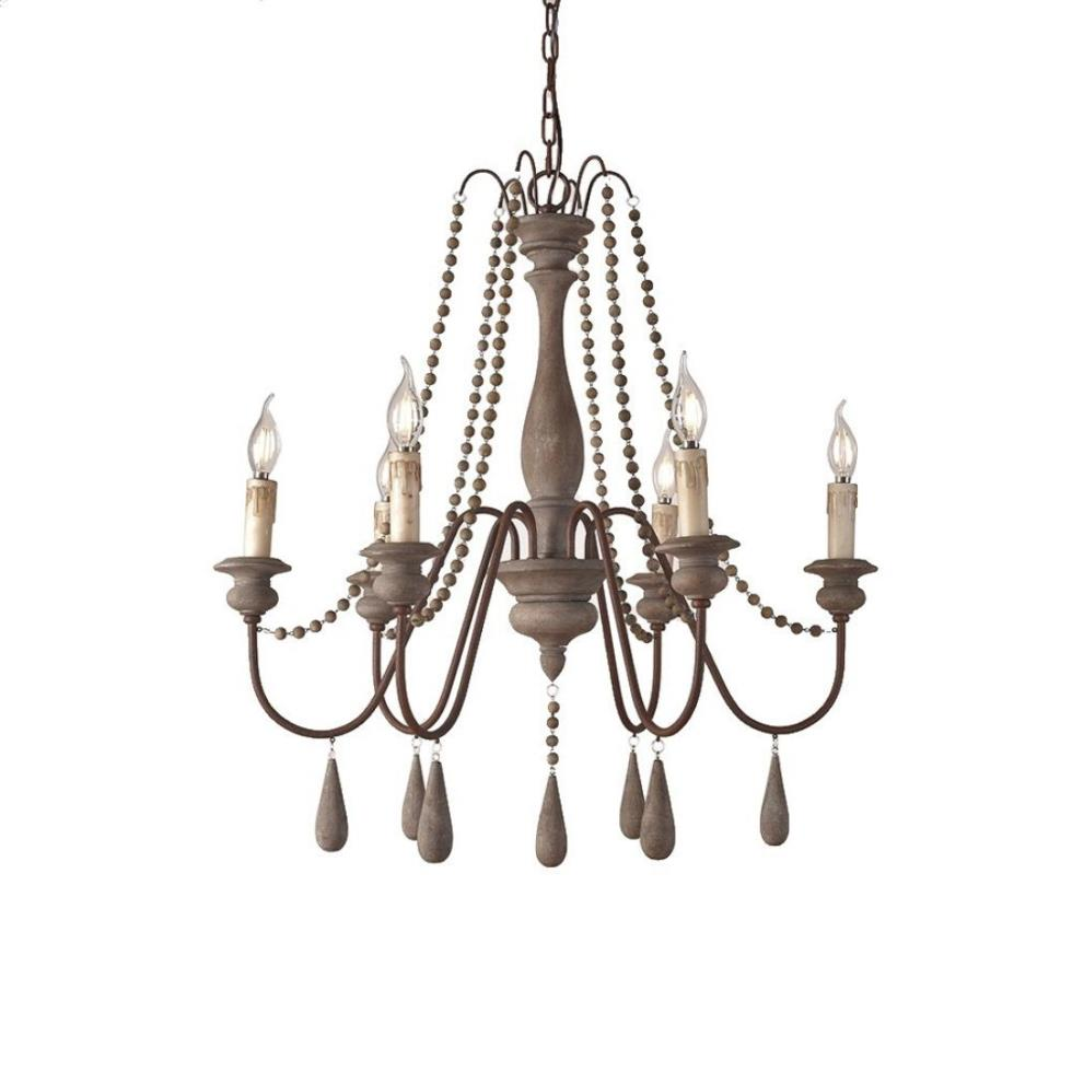 6-light-rustic-beaded-chandelier