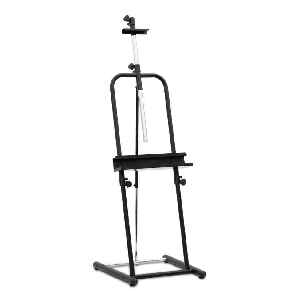 black-adjustable-easel