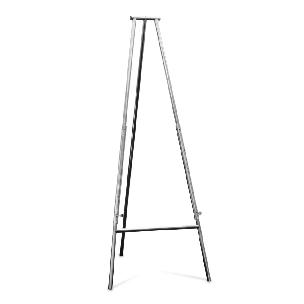 chrome-easel