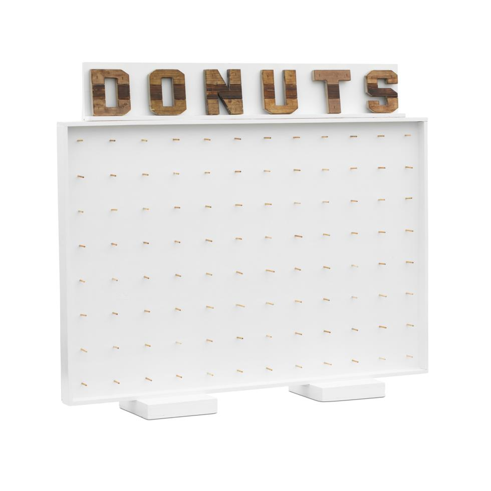 donut-display-wall-white