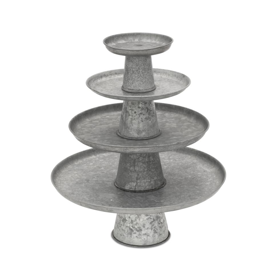 4-tier-galvanized-metal-tray