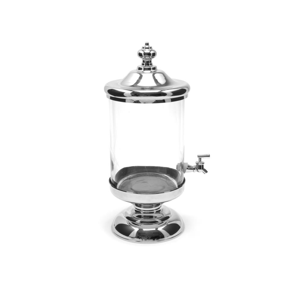 silver-beverage-dispenser-2-5-gallon