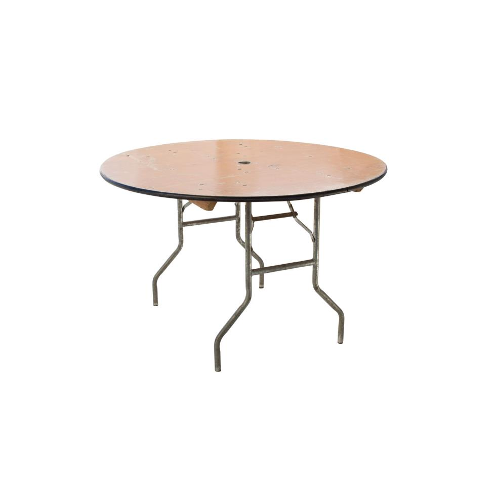 Baker party rentals 48 round table rentals for Table rentals