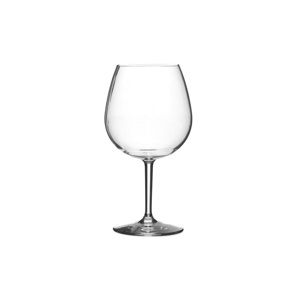 Baker Party Rentals Wine Glass Acrylic 24 Oz Rentals