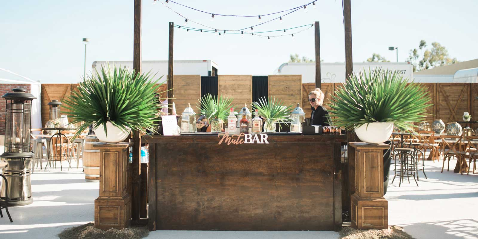 Baker Party Rentals - Picnic table rentals los angeles